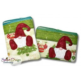 ITH Weihnachtszwerg RV Tasche