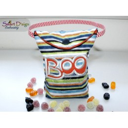 ITH CANDY BAG with boxed bottom 5x7 inch