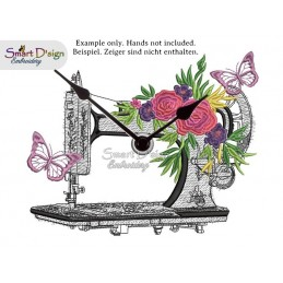 ROMANTIC SEWING MACHINE
