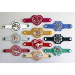 10 Festive Bracelets 5x7 inch