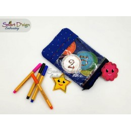 ITH Set HOME SCHOOLING with Reward Points 5x7 inch