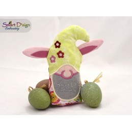 ITH Free-Standing EASTER GNOME 5x7 inch