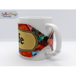 ITH MUG / COFFEE COZY