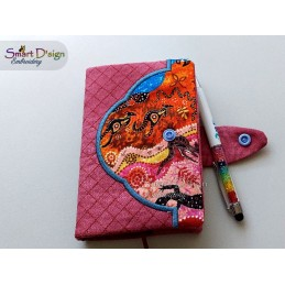 ITH NOTEBOOK COVER 6x10 inch for 9x14cm books