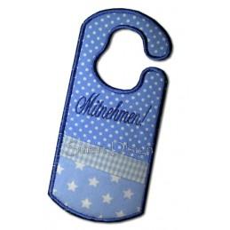 Mitnehmen ITH Door Hanger 5x7 inch