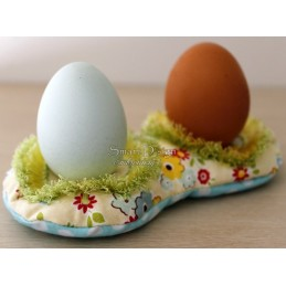 ITH Easter Nests with Grass 2 Sizes 3 Versions