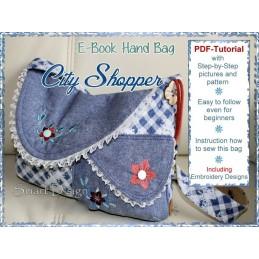 City Shopper Handbag E-Book