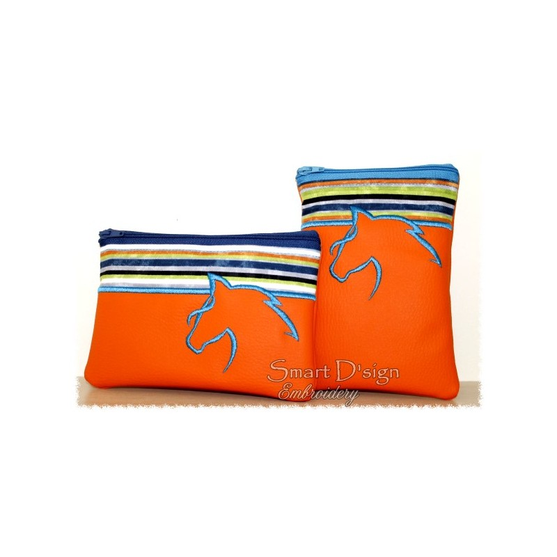 ITH HORSE SILHOUETTE BAG
