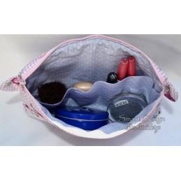 ITH Cosmetic Bag TUSCHKASTEN 7x12 inch