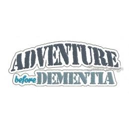 Adventure Before Dementia 13x18 cm
