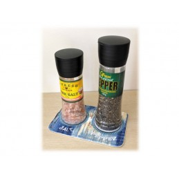 Salt/Pepper & Oil/Vinegar ITH MugRugs 5x7 inch