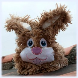 Bunny Cushion Set - ENGLISH ONLY 5x7 inch