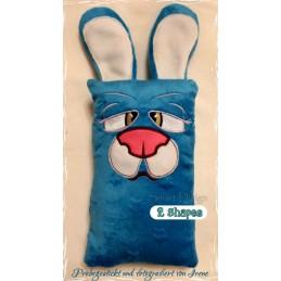 DOG HECTOR Soft Toy & Cushion Set 6.2x10x2 inch