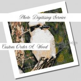 Foto Auftrags-Digitalisierung 1:1 für A. Wood