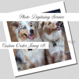 Custom Digitising Service Jenny N.