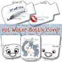 ITH Wärmflaschen-Hülle - Get Well Soon - 18x28 cm