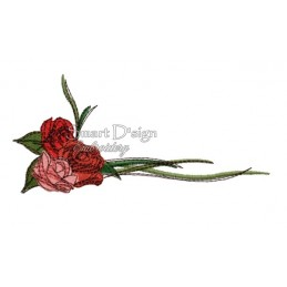Romantic Rose Bouquet Nr. 1 5x7""