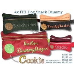 ITH Set 4x Cookie Futter Dummy 4x Größen