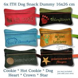 ITH Set 6x Snack Dummy 6x10 inch