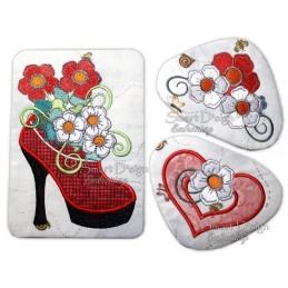 Meine Lieblingsblumen - Tableset Vol1