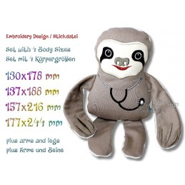 ITH SLOTH Doctor 4 sizes