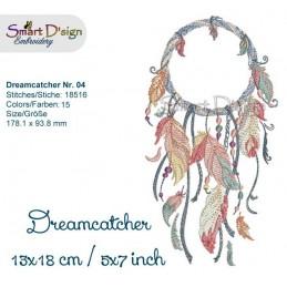 "Dream Catcher Nr. 4 - 5x7"""