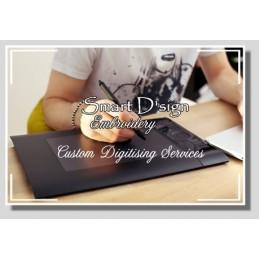 Custom Digitising Service