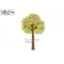 Baum 13x18 cm - Teil des Sets Magische Ponies