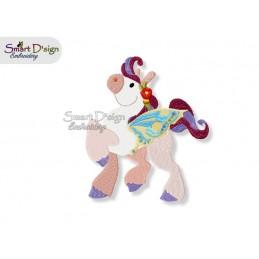 Einhorn 04 13x18 cm - Teil des Sets Magische Ponies