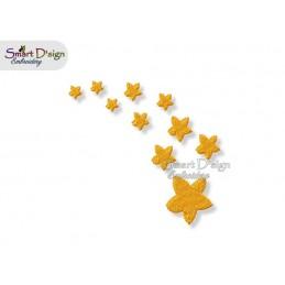 Einhorn Sternenstaub Staub 10x10 cm - Teil des Sets Magische Ponies