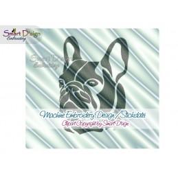 Französische Bulldogge 2 Größen