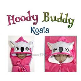 Hoody Buddy Koala - 5x7 inch