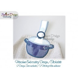 Towel Hanger POT 2 Sizes