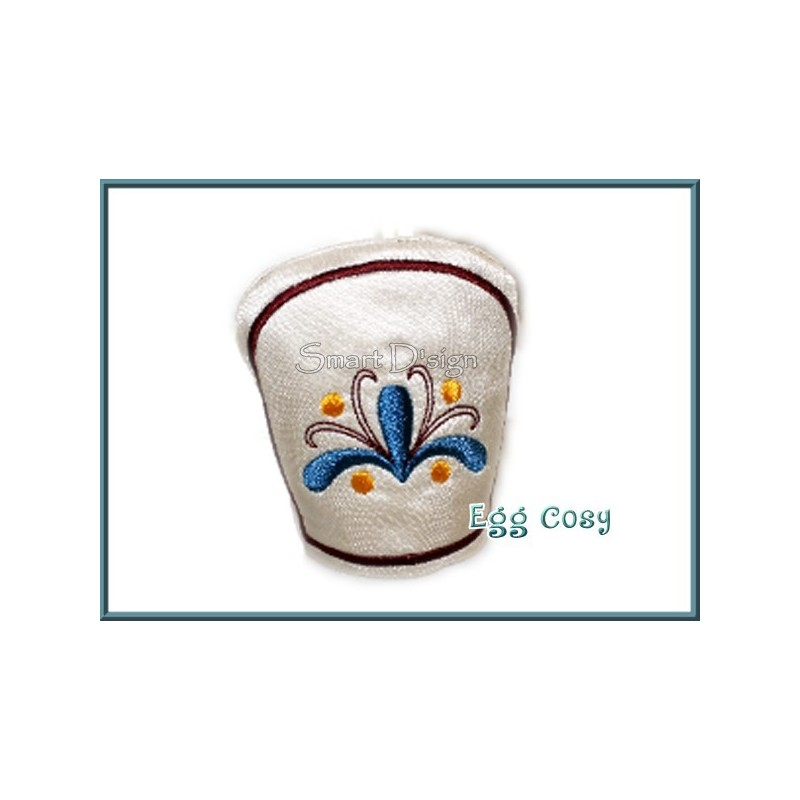 Egg Cosy ITH 4x4 inch