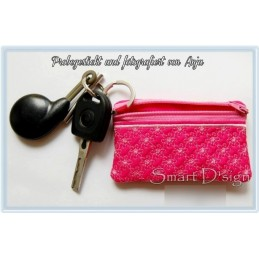 7 ITH Key Ring Wallets 4.7x2.75 inch