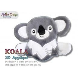 3D Applikation KOALA Stickdatei