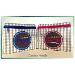 7 Honour Badges Appliques 4x4 inch