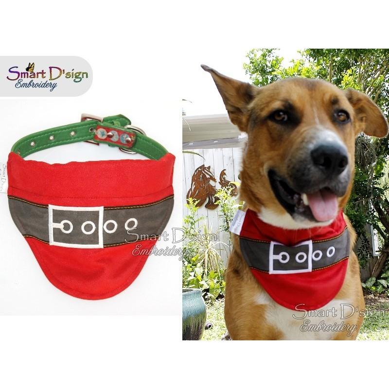 SANTA - ITH Dog Bandana - Please select ...