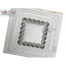 KELTISCHER KNOTEN 01 - ITH Quilt Block - Stickdatei