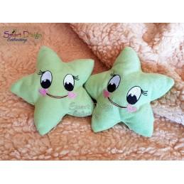ITH FLOWER STAR Nursery Cushion - 4 sizes available