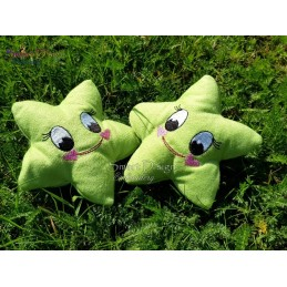 ITH FLOWER STAR Nursery Cushion - 4 sizes available
