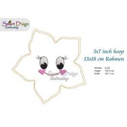 ITH BLUME / STERN Kissen - 4 Größen verfügbar