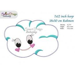 ITH CLOUD Nursery Cushion - 5 sizes available