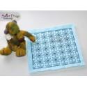 Bethlehem Star Nr. 1 ITH Quilt Block - Machine Embroidery Design