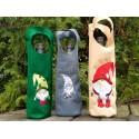 3 Gnomes Set Machine Embroidery Design