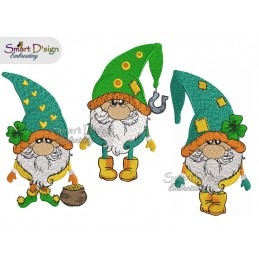 St Patricks Tag Gnome