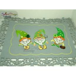 St Patricks Day Gnomes