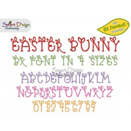 Easter Bunny Font