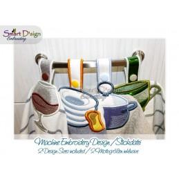 ITH Handtuchhalter Küche