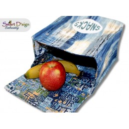 Ebook Sewing Tutorial LUNCH BAG Mini Esky with insulation PDF